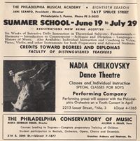 Nadia Chilkovsky's Dance Theatre