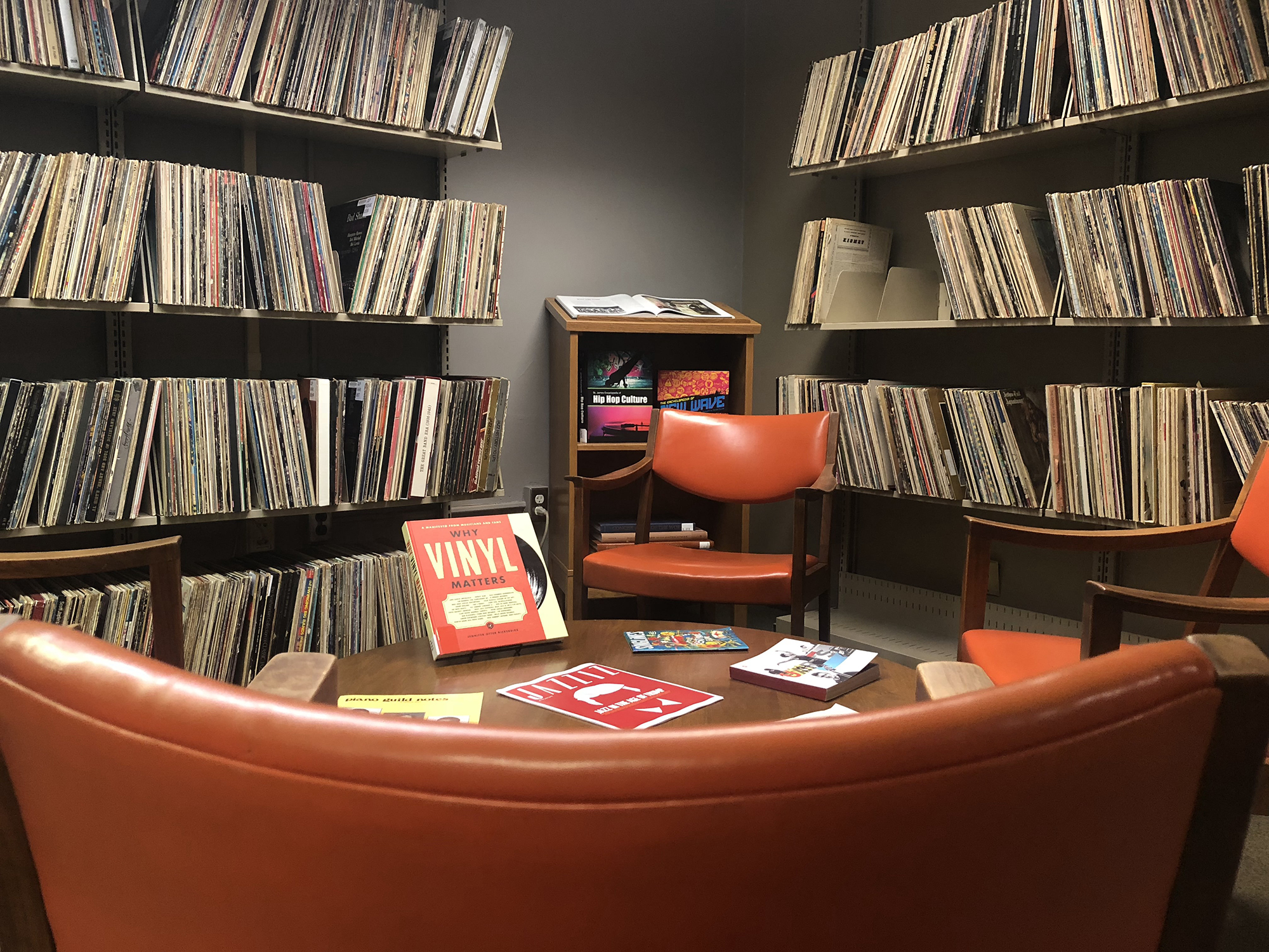 Music Library: University Libraries: The University Of The